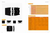 Indoor outdoor rental led display/screen/panel P3.91 P4.81 P6.25 catalog