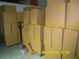 Wheel alignment clamp warehousing