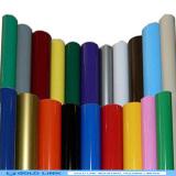 Adhesive Vinyl Sticker of Colorful PVC Film