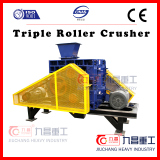 Triple Roller Crusher