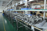 LED Floodlight assembly line