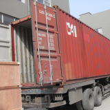 Loading Container In Factory