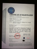 ISO14000CERTIFICATION