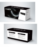 Babson toner cartridge color box