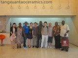 Our Tangxuantao Ceramics 2013 Clients