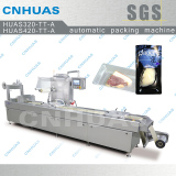 Automatic Vacuum Skin Packing Machine for Fish