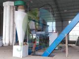 3ton per hour pellet plant/pellet line pelletizing step