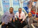 2016 ARAB HEALTH Saudi Arabia CUSTOMER VISIT