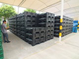 heavy duty large foldable plastic container in stock