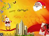 Merry Christmas and Happy New Year 2013