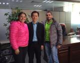 Customers′ visiting