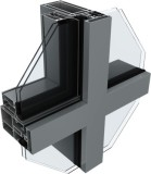 Fully-Exposed Frame Glass Curtain Wall
