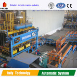 automatic brick making cutter