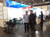 Jiqing electromechanical (JQips) to open a new chapter of intelligent power wheelchair system