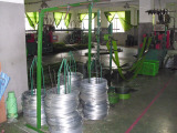 Iron Wire ---Production Process of Artificial Hedge