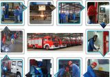 Veldlion fire fighting truck workmanshop