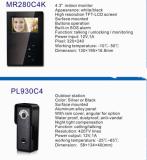 4 Wires Video Intercom System----K Series