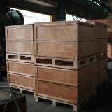Standard Plywood Crate Packaging