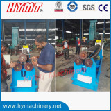client visit for testing rolling machine