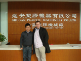 Customer to visit our company