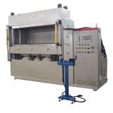 Carbon fiber cold and hot pressure high precision molding machine