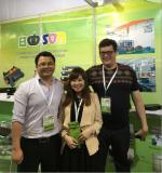 Babson toner on ReChina ASIA Shanghai expo on Apr, 2016