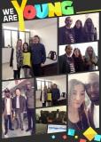 Customers from Africa, Brazil, Bangladesh