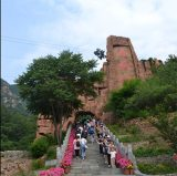 In May we have a tour to Shilinxia in Pingguo Beijing.