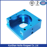 colored machining parts