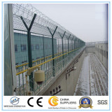2017 Popular Airport Security Fence Cheap Metal Fence
