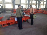 Malaysia Visit for Magnetic Separator