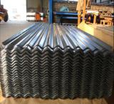 China Supplier Gi Corrugated Steel Roofing Sheet for Building Material