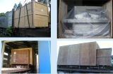 machine packing & loading