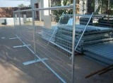 Hot Dipped Galvanized Temporary Fencing Panel