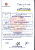 CE Certificate of Wire Rope Puller