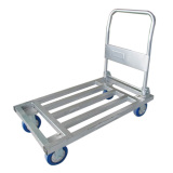 metal tube pushcart