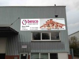 Besco warehouse in Neuss, Germany