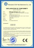 Silicone Sport Watch CE Certificate