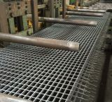 6000*1000mm serrated bar grating manufacturing