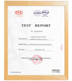 Roofing test report