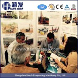 Han groups participated in the exhibition in Chile