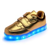 color custiomed led light casual shoes for children kid shoes