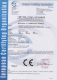 CE Certificates of Electric Stacker