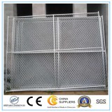 Portable Movable Fencing/ Used Temporary Fence/ Chain Link Fence Panel