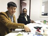 The cooperation with Sudan Customer