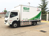 Congratulation our NEW products - electric truck on the market.