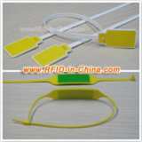 RFID Cable Tie Tags from DAILY are Generally Favored by Logistics and Supply Chain Industry