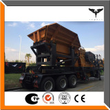Mobile Wheeled Crushing Plant