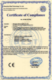 CE Certificate for IP Cameras