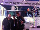 2014 LED Russia Interlight Fair